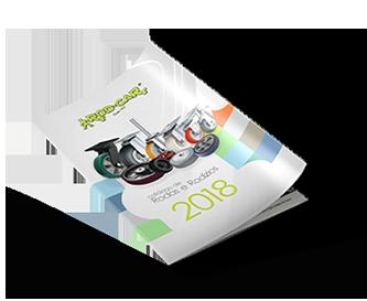Catálogo Rodas e Rodízios 2018