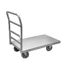 Carros Plataforma inox
